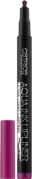 Creion contur de buze - Catrice Aqua Ink Lipliner