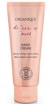 Cremă de mâini - Organique Delicious Touch Hand Cream — Imagine N1