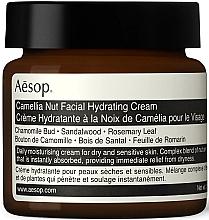 Parfumuri și produse cosmetice Cremă hidratantă de față - Aesop Camellia Nut Facial Hydrating Cream