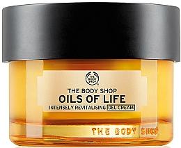 Parfumuri și produse cosmetice Cremă-gel revitalizant - The Body Shop Oils Of Life Intensely Revitalising Gel Cream