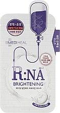 Parfumuri și produse cosmetice Mască iluminatoare pentru față cu aminoacizi - Mediheal R:NA Whitening Proatin Mask
