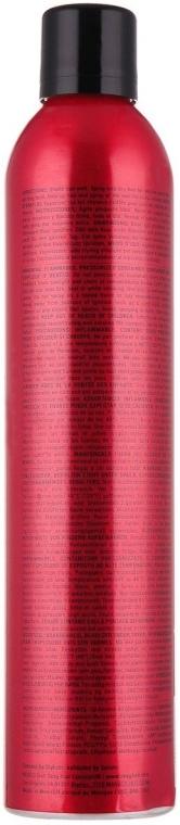 Spray pentru volumul părului - SexyHair BigSexyHair Spray & Play Harder Firm Volumizing Hairspray — Imagine N3