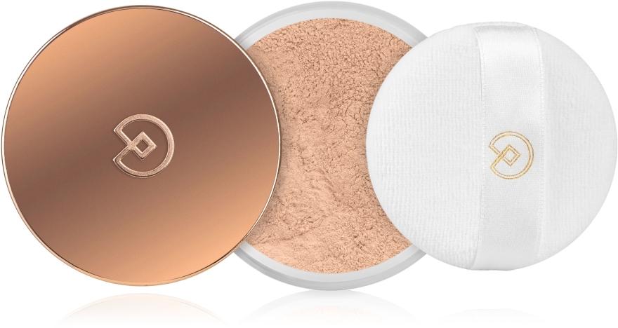 Pudră pulbere - Collistar Face Silk Effect Loose Powder — Imagine N1