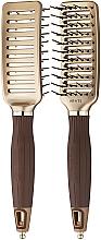 Parfumuri și produse cosmetice Perie de păr - Olivia Garden Nano Thermic Ceramic + ion VTS Brush
