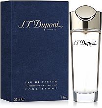 Dupont pour femme - Apă de parfum — Imagine N3