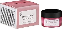 Parfumuri și produse cosmetice Cremă regenerantă pentru zona ochilor - Thank You Farmer Miracle Age Cream Repair Eye Cream
