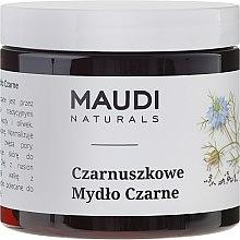 """Parfumuri și produse cosmetice Săpun negru """"Chimen"""" - Maudi"""