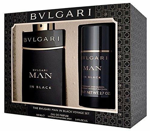 Bvlgari Man In Black - Set (edp/100ml + deo/75ml) — Imagine N1