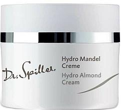 Parfumuri și produse cosmetice Cremă hidratantă de migdale - Dr. Spiller Hydro Almond Cream