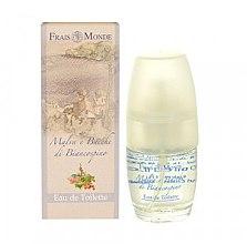 Parfumuri și produse cosmetice Frais Monde Mallow And Hawthorn Berries - Apă de toaletă