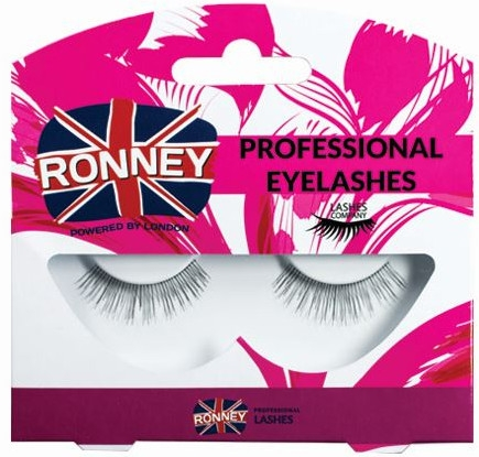 Gene False - Ronney Professional Eyelashes 00005 — Imagine N1