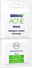 Parfumuri și produse cosmetice Mască de față - Novaclear Acne Mask Oil Control Complex