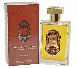 Parfumuri și produse cosmetice La Sultane de Saba Ayurvedique Ambre Vanille Patchouli - Apă de parfum