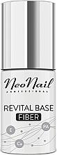 Parfumuri și produse cosmetice Bază pentru gel-lac - NeoNail Professional Revital Base Fiber