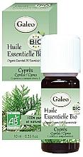 Parfumuri și produse cosmetice Ulei esențial organic de chiparos - Galeo Organic Essential Oil Cypress