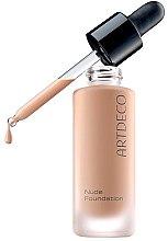 Parfumuri și produse cosmetice Fond de ten - Artdeco Nude Foundation