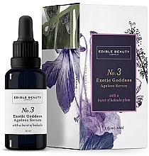 Parfumuri și produse cosmetice Ser pentru față № 3 - Edible Beauty No. 3 Exotic Goddess Ageless Serum