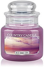 "Lumânare aromată ""Dreams"" (borcan) - Country Candle Daydreams — Imagine N1"