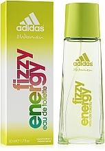 Parfumuri și produse cosmetice Adidas Fizzy Energy - Apă de toaletă