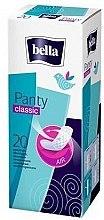 Parfumuri și produse cosmetice Absorbante de fiecare zi Panty Classic, 20 bucăți - Bella