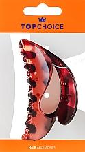 Parfumuri și produse cosmetice Agrafă de păr 25556, roșie - Top Choice