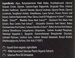 Cremă de noapte cu efect anti-rid - Natura Siberica Caviar Platinum — Imagine N4
