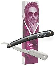 Parfumuri și produse cosmetice Brici lamă Interschimbabilă, cu lame înlocuibile - Men Rock The Cut Throat Shavette