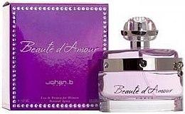 Parfumuri și produse cosmetice Geparlys Beaute D'Amour - Apă de toaletă (tester cu capac)