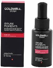 Parfumuri și produse cosmetice Pigment pentru vopsirea părului - Goldwell Pure Pigments