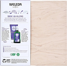 Set - Weleda Geschenkset Lavendel (sh/gel/200ml + oil/200ml) — Imagine N3
