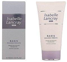 Parfumuri și produse cosmetice Cremă de curățare pentru față - Isabelle Lancray Basis Mousse Minute
