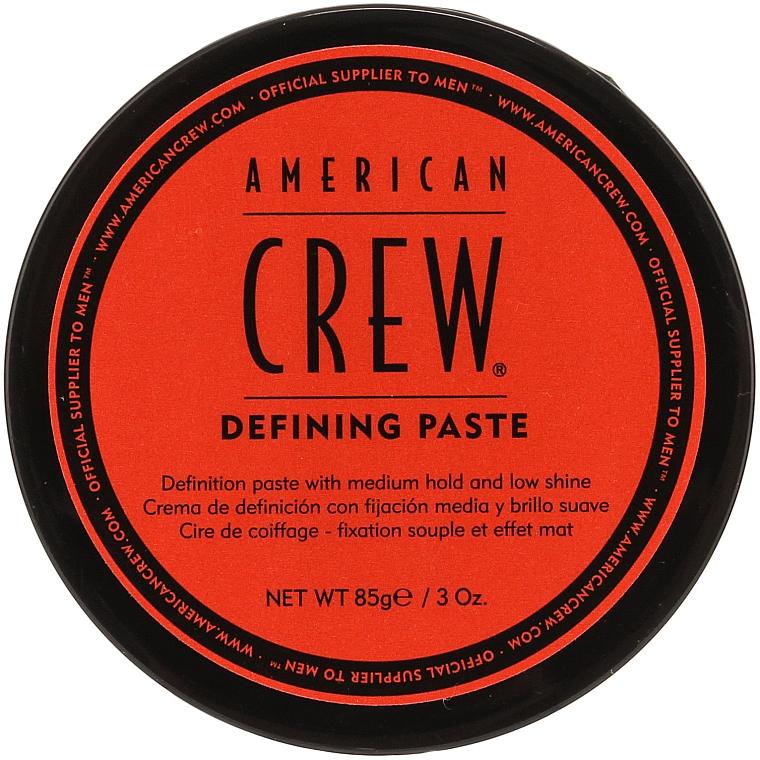 Pastă modelatoare - American Crew Classic Defining Paste — Imagine N1