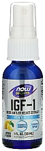 Parfumuri și produse cosmetice Stimulator al hormonului de creștere - Now Foods IGF-1 Plus Lipospray Deer Antler Velvet Extract