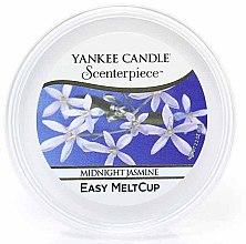 Parfumuri și produse cosmetice Ceară aromatică - Yankee Candle Midnight Jasmine Scenterpiece Melt Cup