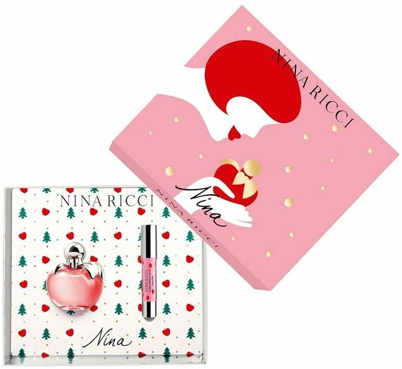 Nina Ricci Nina - Set (edt/50ml + lipstick/2.5g) — Imagine N2
