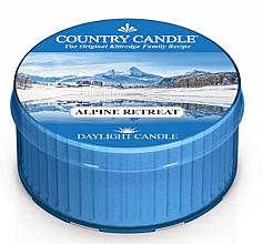 Parfumuri și produse cosmetice Lumânare aromatică - Kringle Candle Alpine Retreat