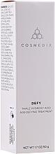 Parfumuri și produse cosmetice Cremă exfoliantă anti-îmbătrânire - Cosmedix Defy Triple Hydroxy Acid Age-Defying Treatment
