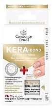 Parfumuri și produse cosmetice Întăritor cu keratină pentru unghii - Constance Carroll Nail Care Kera-Bond After Hybrid
