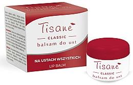 Parfumuri și produse cosmetice Balsam de buze - Farmapol Tisane Classic Lip Balm