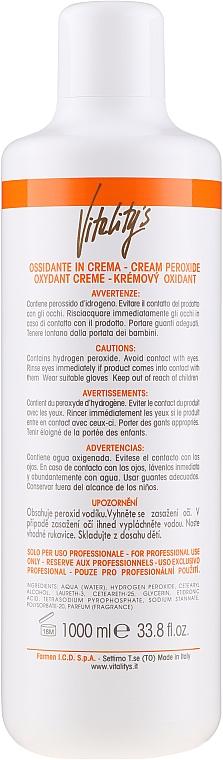 Cremă Oxidant 40vol - Vitality's Collection — Imagine N2