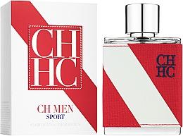Carolina Herrera CH Men Sport - Apă de toaletă — Imagine N2