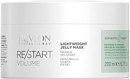 Parfumuri și produse cosmetice Mască pentru volumul părului - Revlon Professional Restart Volume Lightweight Jelly Mask