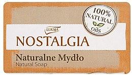 "Parfumuri și produse cosmetice Săpun ""Natural"" - Luksja Nostalgia Natural Soap"