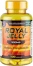 "Parfumuri și produse cosmetice Supliment alimentar ""Lăptișor de matcă"", 100 mg - Holland & Barrett Royal Jelly 100mg"