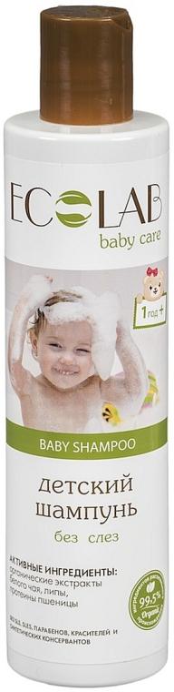 """Șampon pentru copii """"Fără lacrimi"""" - ECO Laboratorie Baby Shampoo"""