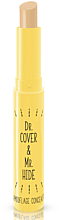 Parfumuri și produse cosmetice Corrector - Virtual Dr. Cover & Mr. Hide Camouflage Concealer