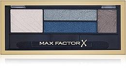 Parfumuri și produse cosmetice Fard pentru pleoape și sprâncene - Max Factor Smokey Eye Drama Kit 2-IN-1 Eyeshadow and Brow Powder