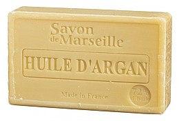 Parfumuri și produse cosmetice Săpun - Le Chatelard 1802 Savon de Marseille Huile Argan Soap