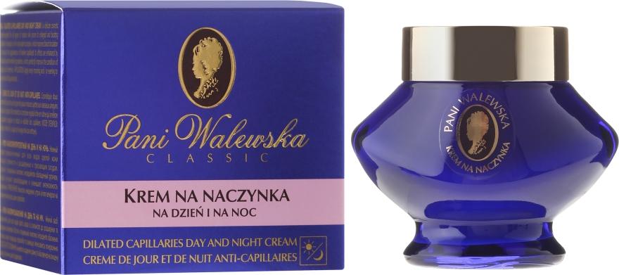 Cremă pentru capilare dilatate - Pani Walewska Classic Dilated Capillaries Day And Night Cream — Imagine N1