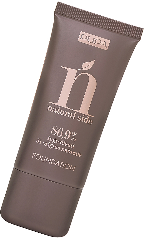Fond de ten - Pupa Natural Side Foundation